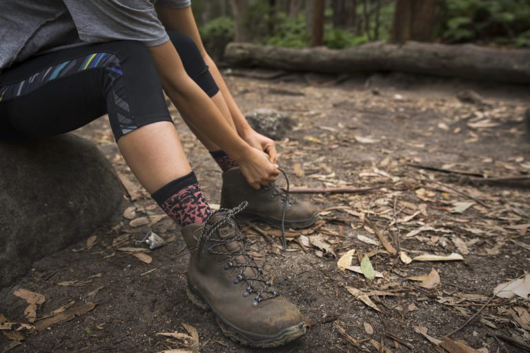 Zapatos ideales para ir de Camping
