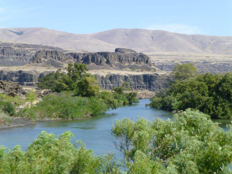 Complementos para acampar en ríos