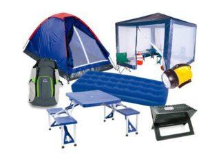 Artículos para ir de camping