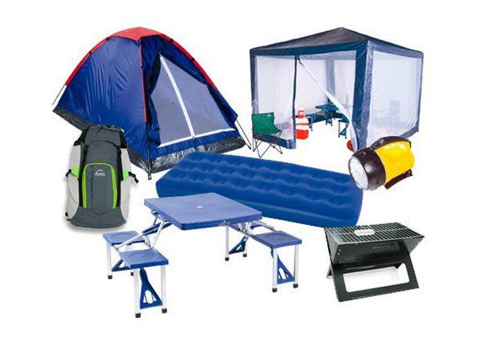 7 Accesorios indispensables para ir de camping