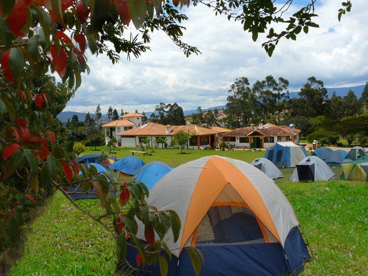 Resultado de imagen para camping san jorge