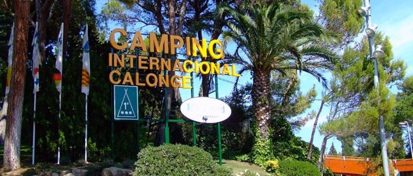 Resultado de imagen para camping el calonge