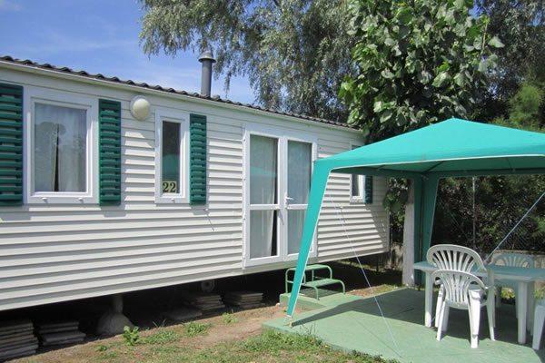 Camping Los Molinos mobil home