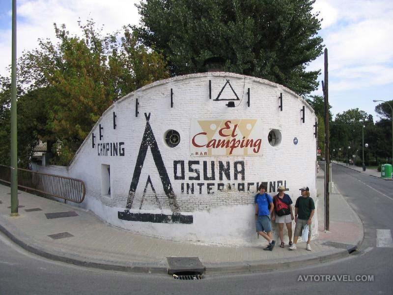 Resultado de imagen para camping osuna