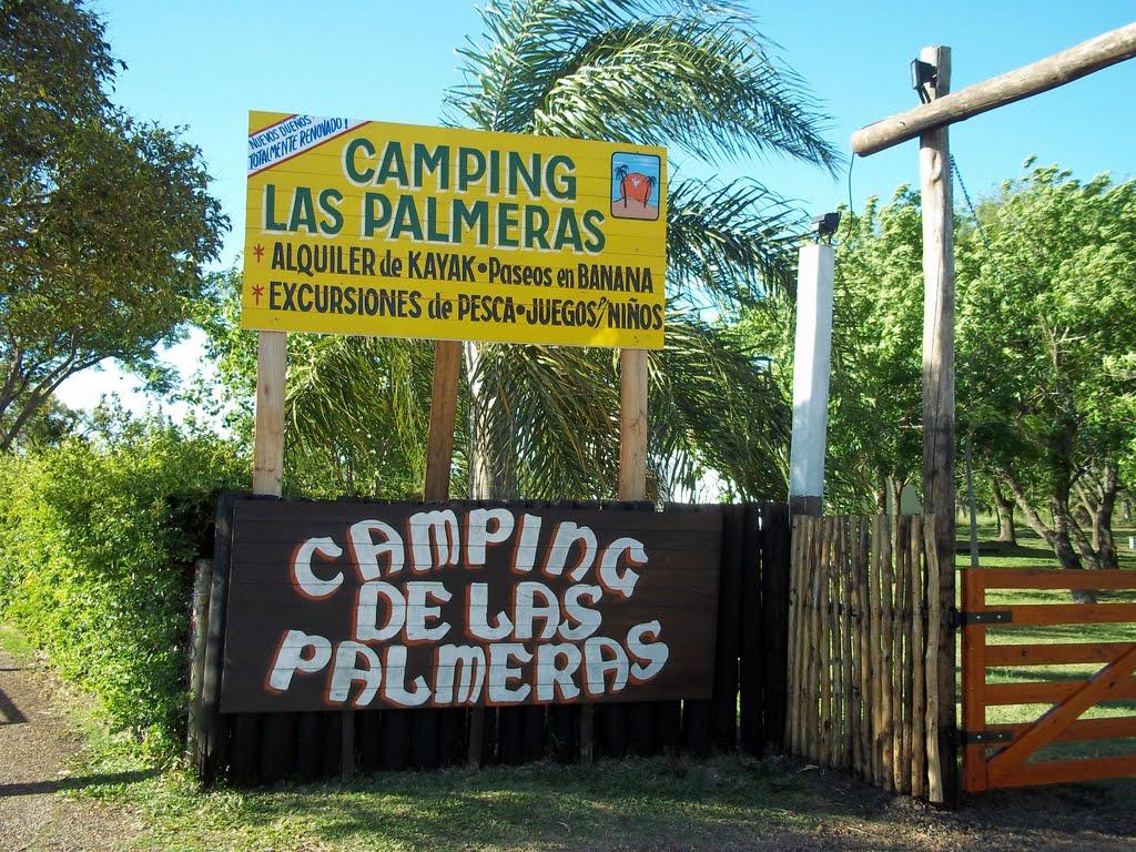 Resultado de imagen para camping las palmas